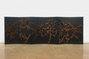 Pol Bury, 4087 cylindres érectiles, Centre Pompidou, MNAM-CCI /Dist. RMN-GP