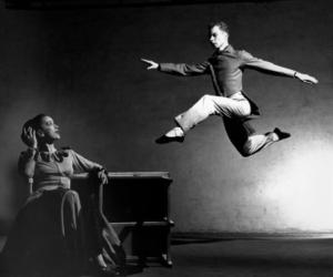 Halsman et la jumpology Martha Graham