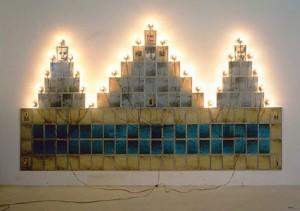 Christian Boltanski, Monument: Les enfants de Dijon, 1986.